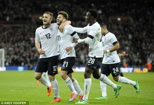 England must put faith in it's younger players in Brazil